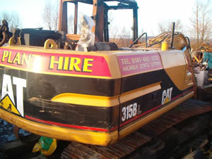 Used Caterpillar Parts - Used & Reconditioned CAT Spares