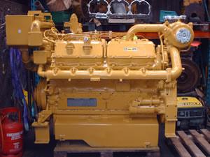 cat engine range remanufactured caterpillar engines