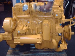 Caterpillar Engines - Remanufactured CAT Engines